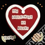Exene Cervenka - The Excitement Of Maybe cd musicale di Exene Cervenka