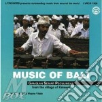 Music of bali cd musicale di Gamejan