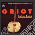 Salieu suso kora & vocals cd musicale di Griot