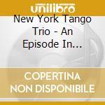 Cabarute - cd musicale di New york tango trio