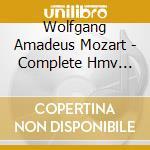 Mozart Wolfgang Amadeus - Complete Hmv Recordings -  / Koussevitsky Serge cd musicale di Artisti Vari