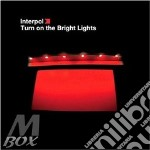 (LP VINILE) Turn on the bright lights lp vinile di Interpol
