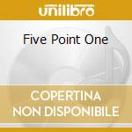 FIVE POINT ONE cd musicale di CORNELIUS