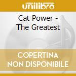 GREATEST HITS cd musicale di CAT POWER