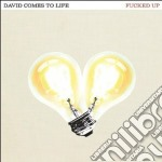 David comes to life cd musicale di Up Fucked