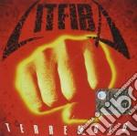 TERREMOTO cd musicale di LITFIBA