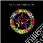 GREATEST HITS VOL.1 cd musicale di SISTERS OF MERCY