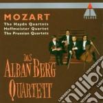 QUARTETTI PER ARCHI N. 14-21 cd musicale di Wolfgang Amadeus Mozart