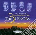 THE 3 TENORS cd musicale di ARTISTI VARI