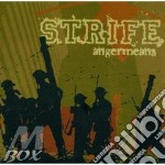 Strife - Angermeans cd musicale di Strife