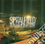 Remember right now cd musicale di Spitalfield