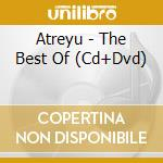 THE BEST OF ATREYU (CD + DVD) cd musicale di ATREYU