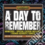 Homesick - reissue cd musicale di A day to remember