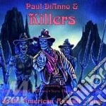 LIVE                                      cd musicale di Paul & kille Dianno