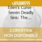 SEVEN DEADLY SINS: THE ACOUSTIC SESSIONS  cd musicale di Curse Eden's