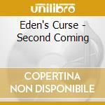 Eden's Curse - Second Coming cd musicale di Curse Eden's