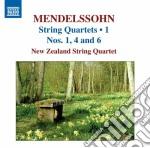 Quartetti per archi (integrale), vol.1 cd musicale di Felix Mendelssohn