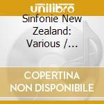 Sinfonie new zeland cd musicale di Artisti Vari