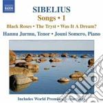 Songs, vol.1 cd musicale di Jean Sibelius