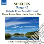 Songs, vol.2 cd musicale di Jean Sibelius