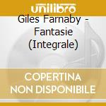 Complete harp.-08 cd musicale di Giles Farnaby