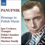 Old polish suite, concerto in modo antic cd musicale di Andrzej Panufnik