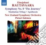 Rautavaara Einojuhani - Sinfonia N.8