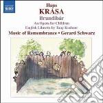 Brundib????r cd musicale di Hans Krasa