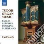 Tudor organ music cd musicale di Miscellanee