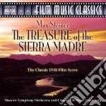 Treasure of the sierra madre (ricostruzi cd musicale di Max Steiner