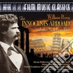 The innocents abroad e altri film da mar cd musicale di Williams Perry