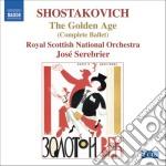 L'et???? dell'oro (completo) cd musicale di Dmitri Sciostakovic