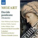 Mozart Wolfgang Amadeus - Davidde Penitente K 469,  Regina Coeli K 108 cd musicale di Wolfgang Amadeus Mozart