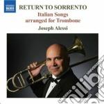 Torna a surriento - canzoni e arie itali cd musicale