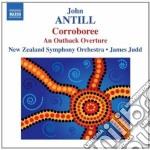Corroboree, outback overture cd musicale di John Antill