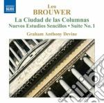 Musica per chitarra, vol.4 cd musicale di Leo Brouwer