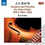 Sonate e partite per violino solo (bwv 1 cd musicale di Johann Sebastian Bach