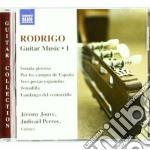 Musica per chitarra, vol.1 cd musicale di JoaquÍn Rodrigo