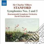 Stanford Charles Villiers - Sinfonia N.2, N.5 cd musicale di Stanford charles vil