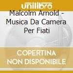 Wind chamber m. cd musicale di ARNOLD SIR MALCOLM