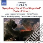 Brian Havergal - Sinfonia N.4