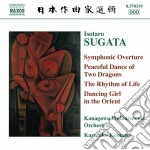 Symphonic overture op.6, peaceful dance cd musicale di Isotaro Sugata
