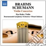Concerto per violino op.77 cd musicale di Johannes Brahms