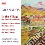 Opere per pianoforte (integrale), vol.10 cd musicale di Enrique Granados