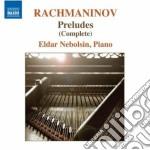 Preludi per pianoforte (integrale) cd musicale di Sergei Rachmaninov