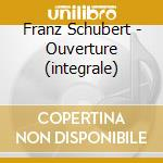 OUVERTURE (INTEGRALE), VOL.2              cd musicale di Franz Schubert
