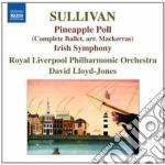 Pineapple poll, sinfonia in mi maggio cd musicale di Arthur Sullivan