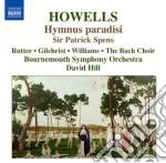 Hymnus paradisi, sir patrick spens cd musicale di Herbert Howells