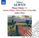 Opere per pianoforte (integrale) vol.1 cd musicale di William Alwyn