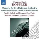 Doppler Franz & Karl - Brani Per 2 Flauti E Orchestra cd musicale di Doppler franz & karl